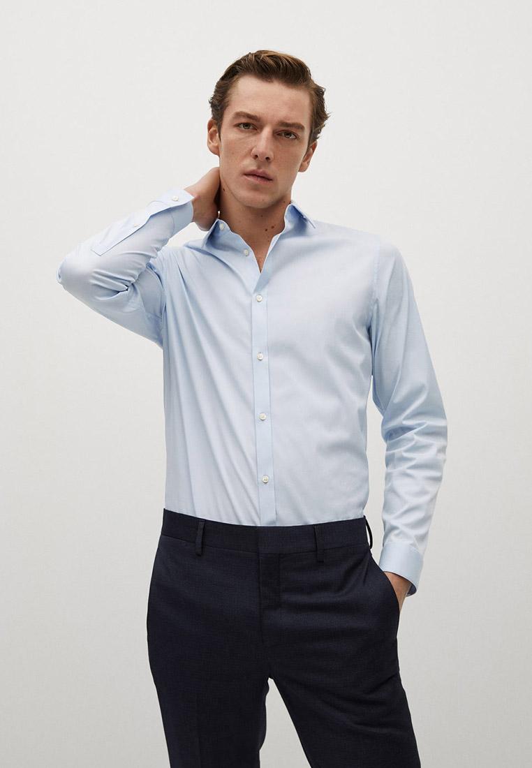 Рубашка с длинным рукавом Mango Man 17000655