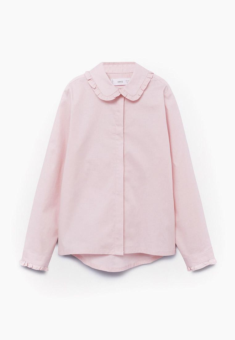 Рубашка Mango Kids (Манго Кидс) 17003255