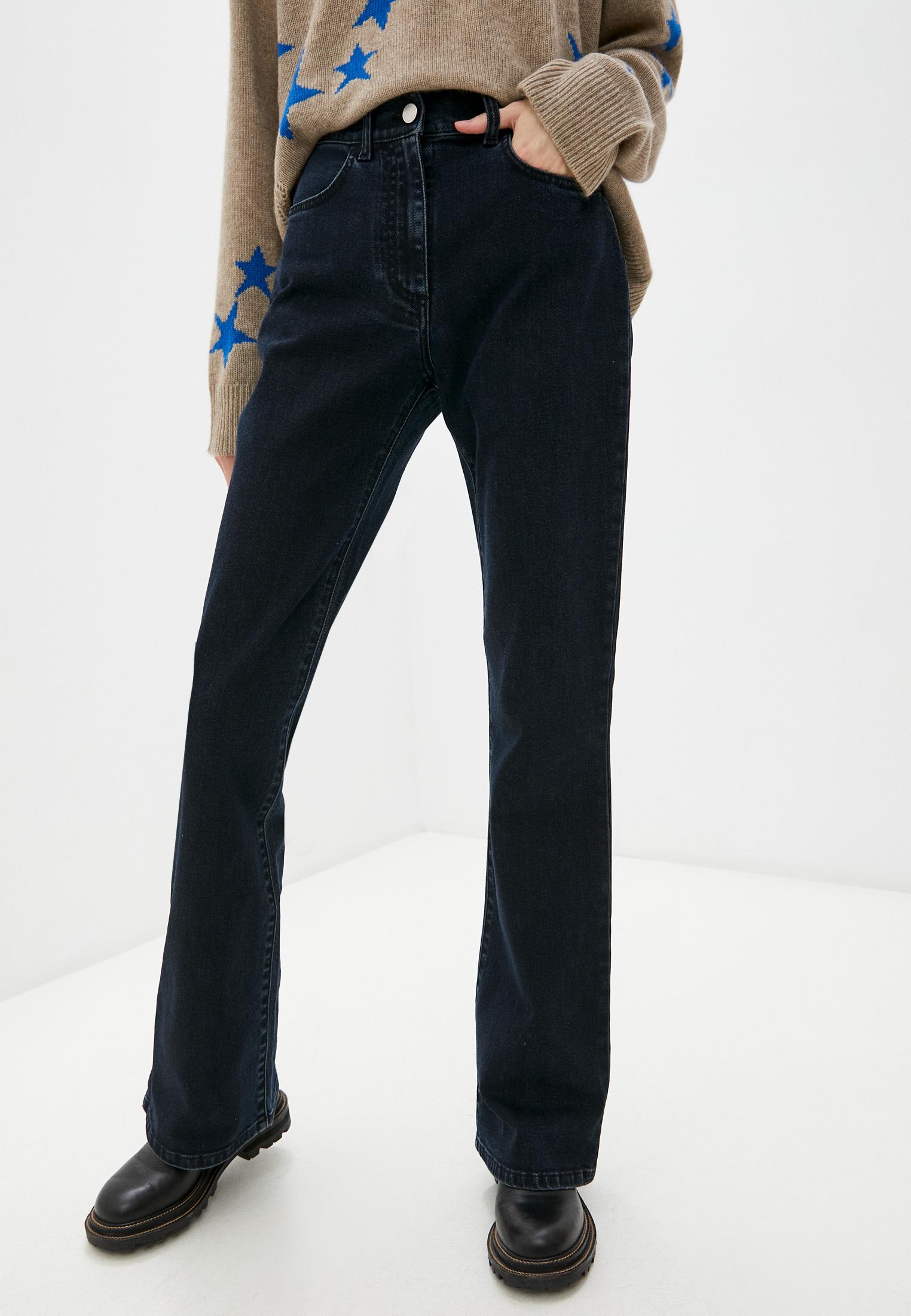 Широкие и расклешенные джинсы Alberta Ferretti A0316-9279