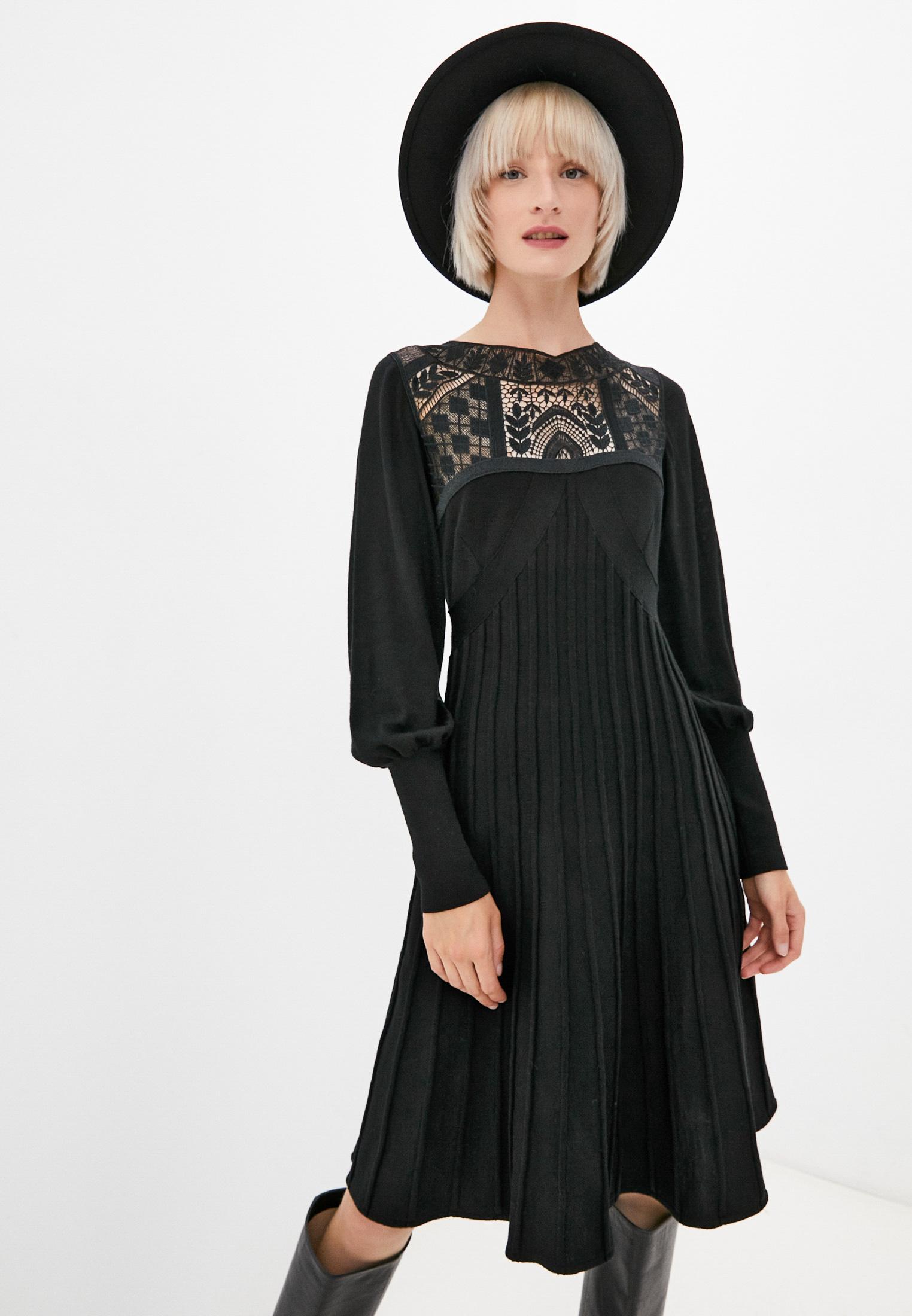 Повседневное платье Alberta Ferretti Платье Alberta Ferretti