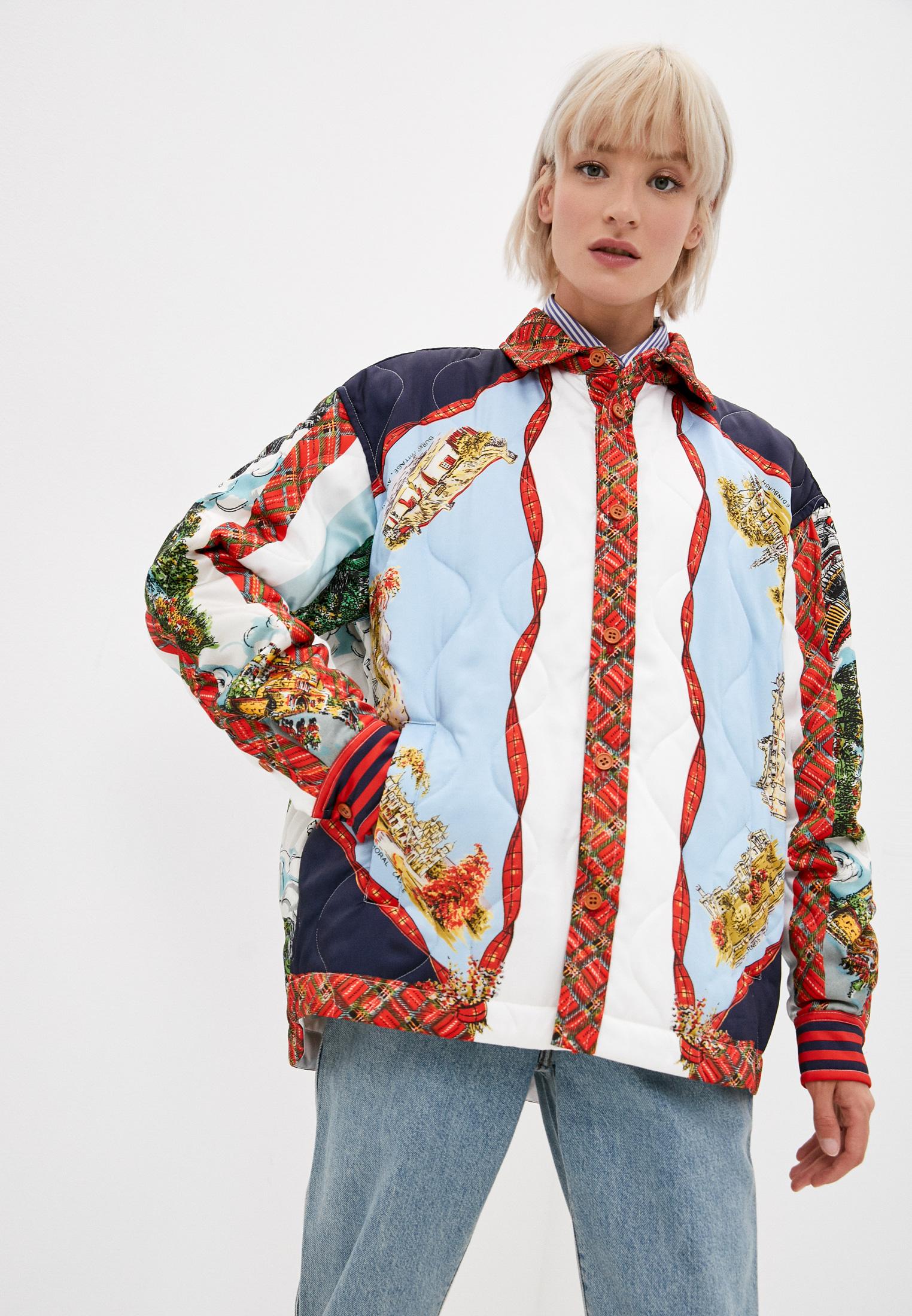 Утепленная куртка PHILOSOPHY DI LORENZO SERAFINI A0606-5718