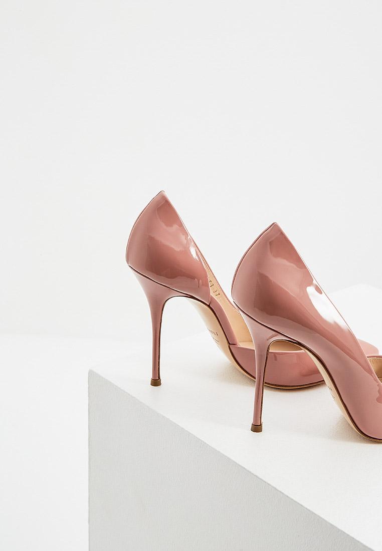 Женские туфли Casadei 1G100D1001TIFFA3400: изображение 5