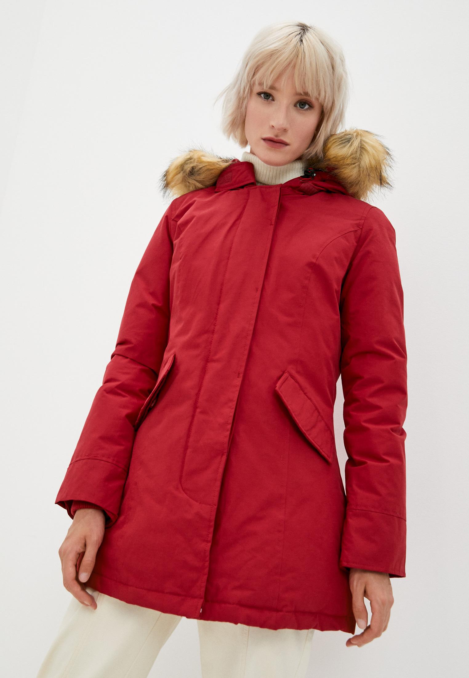 Утепленная куртка Canadian Пуховик Canadian