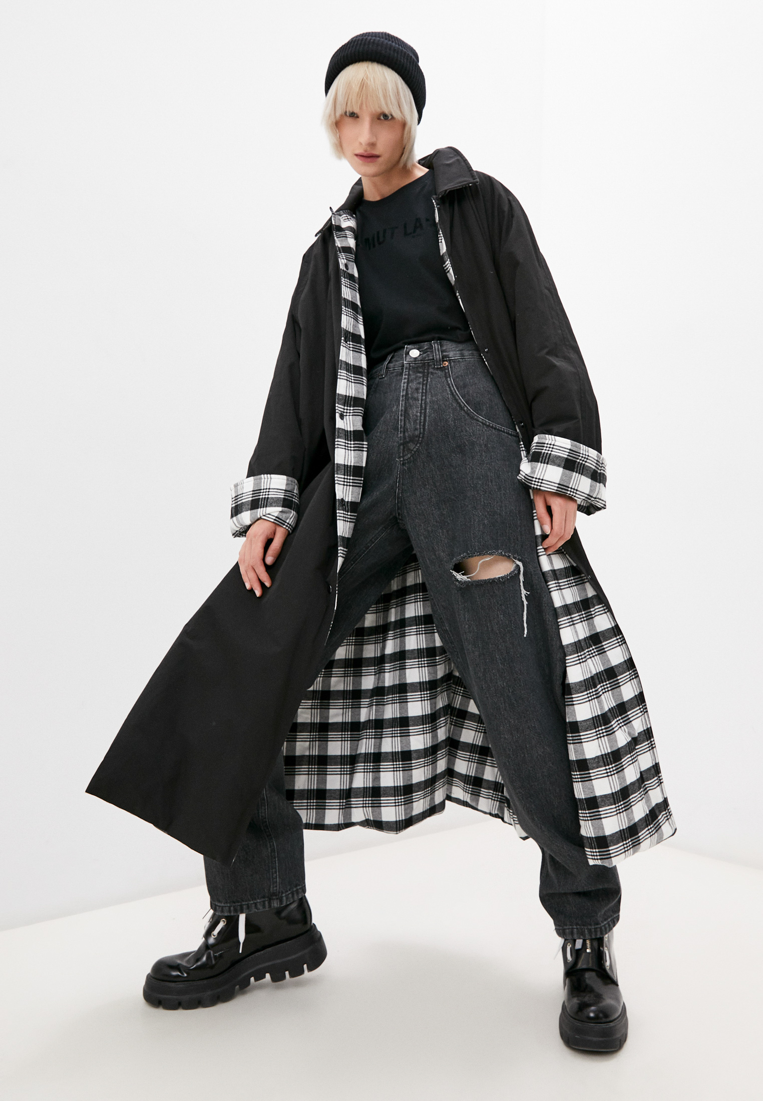 Утепленная куртка Forte Dei Marmi Couture 21WF1501