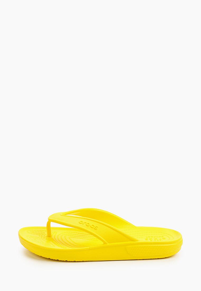Женские сланцы Crocs (Крокс) Сланцы Crocs