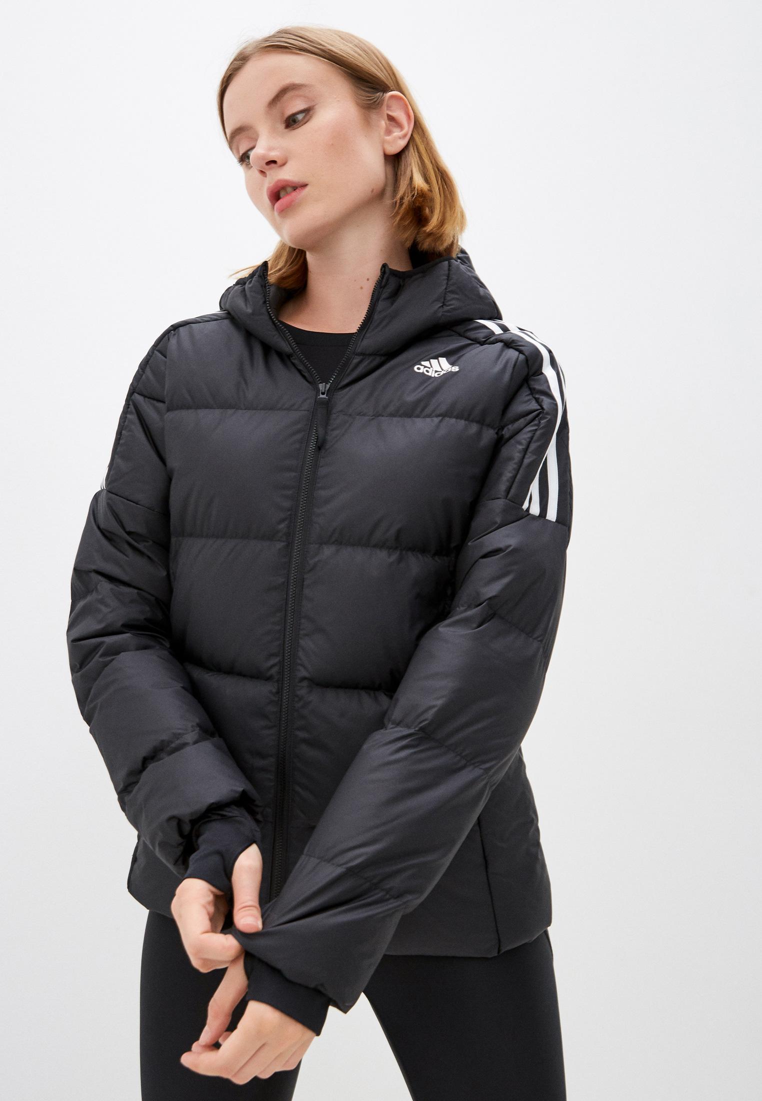 Утепленная куртка Adidas (Адидас) GT9175