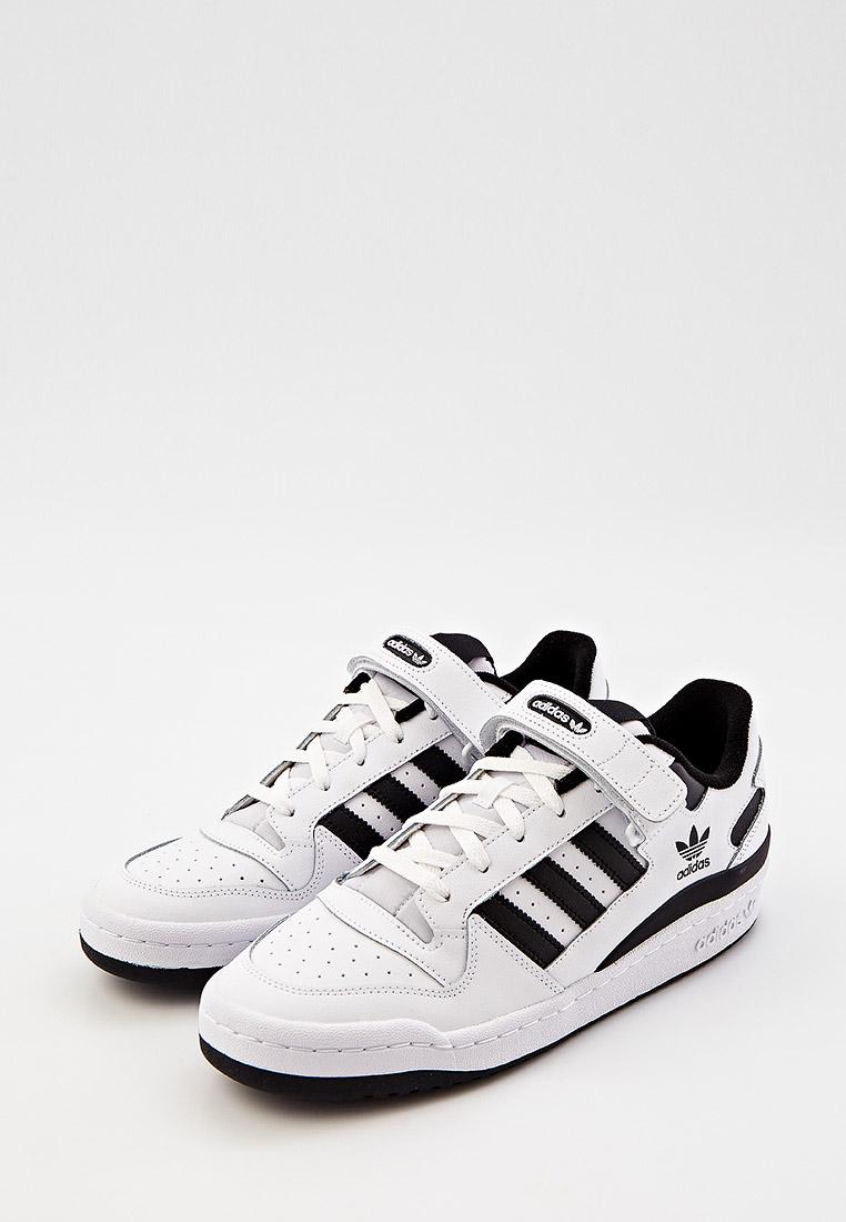 Мужские кеды Adidas Originals (Адидас Ориджиналс) FY7757: изображение 2