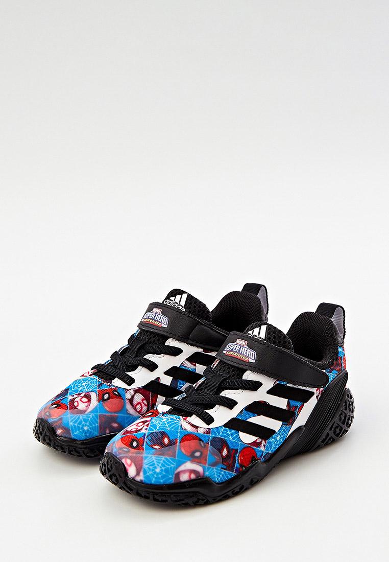 Кроссовки для мальчиков Adidas (Адидас) G55845: изображение 2