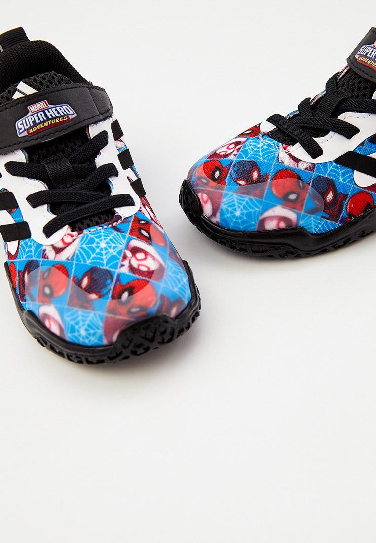 Кроссовки для мальчиков Adidas (Адидас) G55845: изображение 3