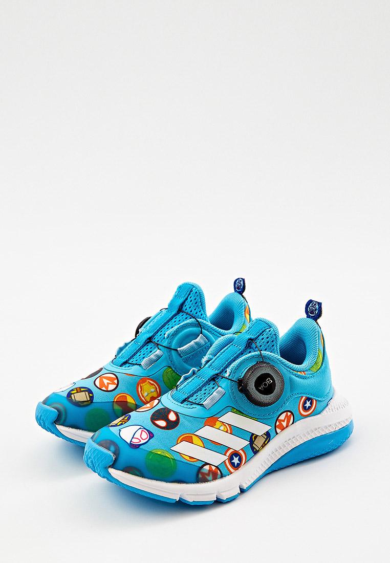 Кроссовки для мальчиков Adidas (Адидас) G55846: изображение 2