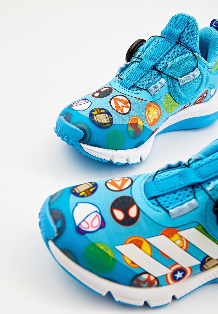 Кроссовки для мальчиков Adidas (Адидас) G55846: изображение 3