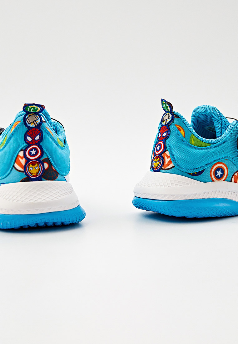 Кроссовки для мальчиков Adidas (Адидас) G55846: изображение 4