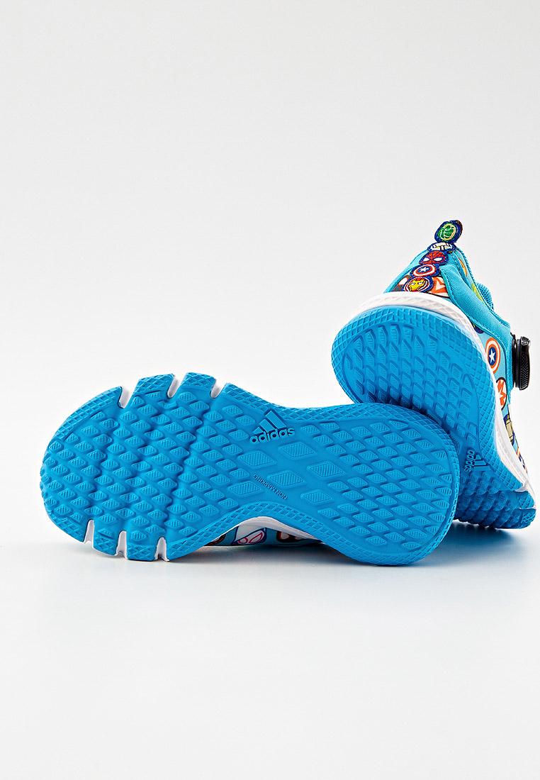 Кроссовки для мальчиков Adidas (Адидас) G55846: изображение 5