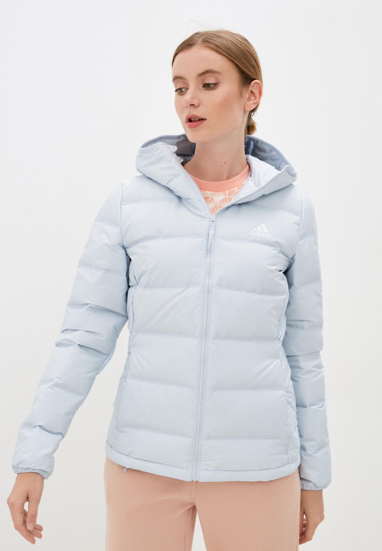 Утепленная куртка Adidas (Адидас) GQ7133