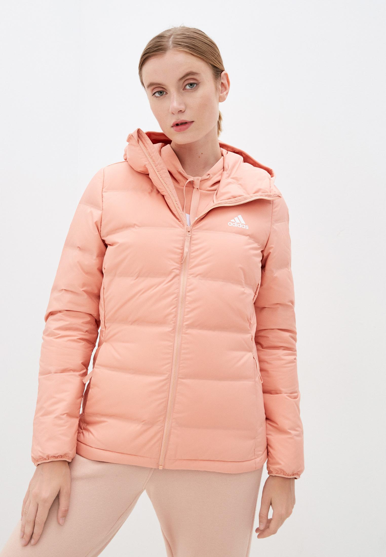 Утепленная куртка Adidas (Адидас) Пуховик adidas