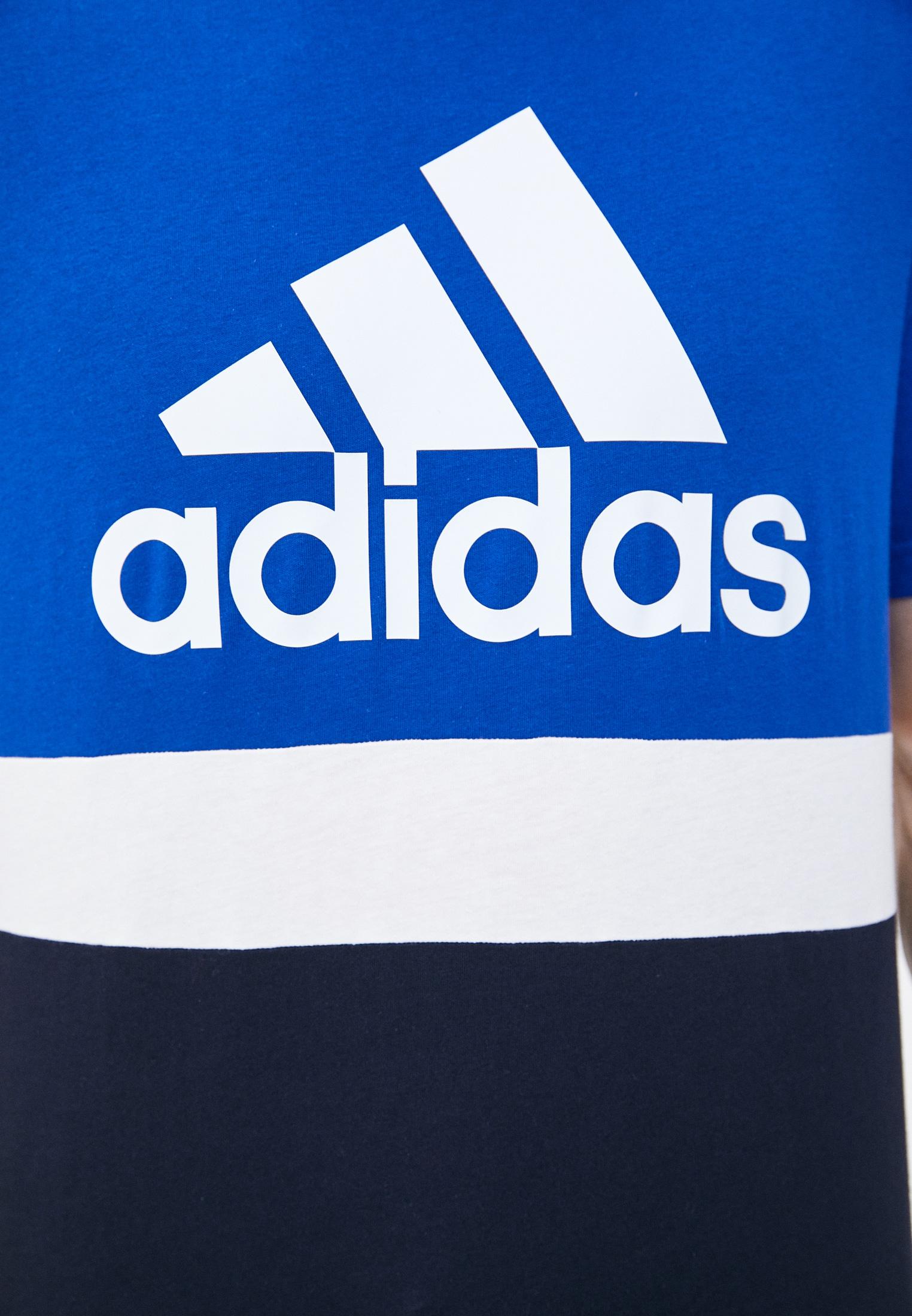 Спортивная футболка Adidas (Адидас) H14628: изображение 4