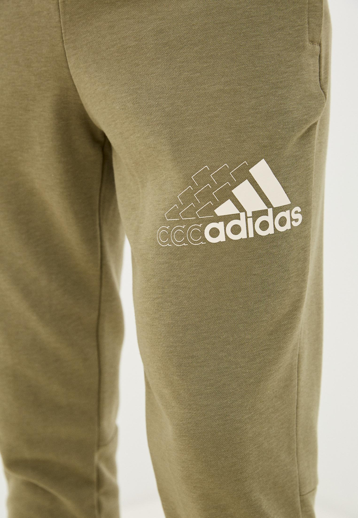 Мужские спортивные брюки Adidas (Адидас) H14653: изображение 4