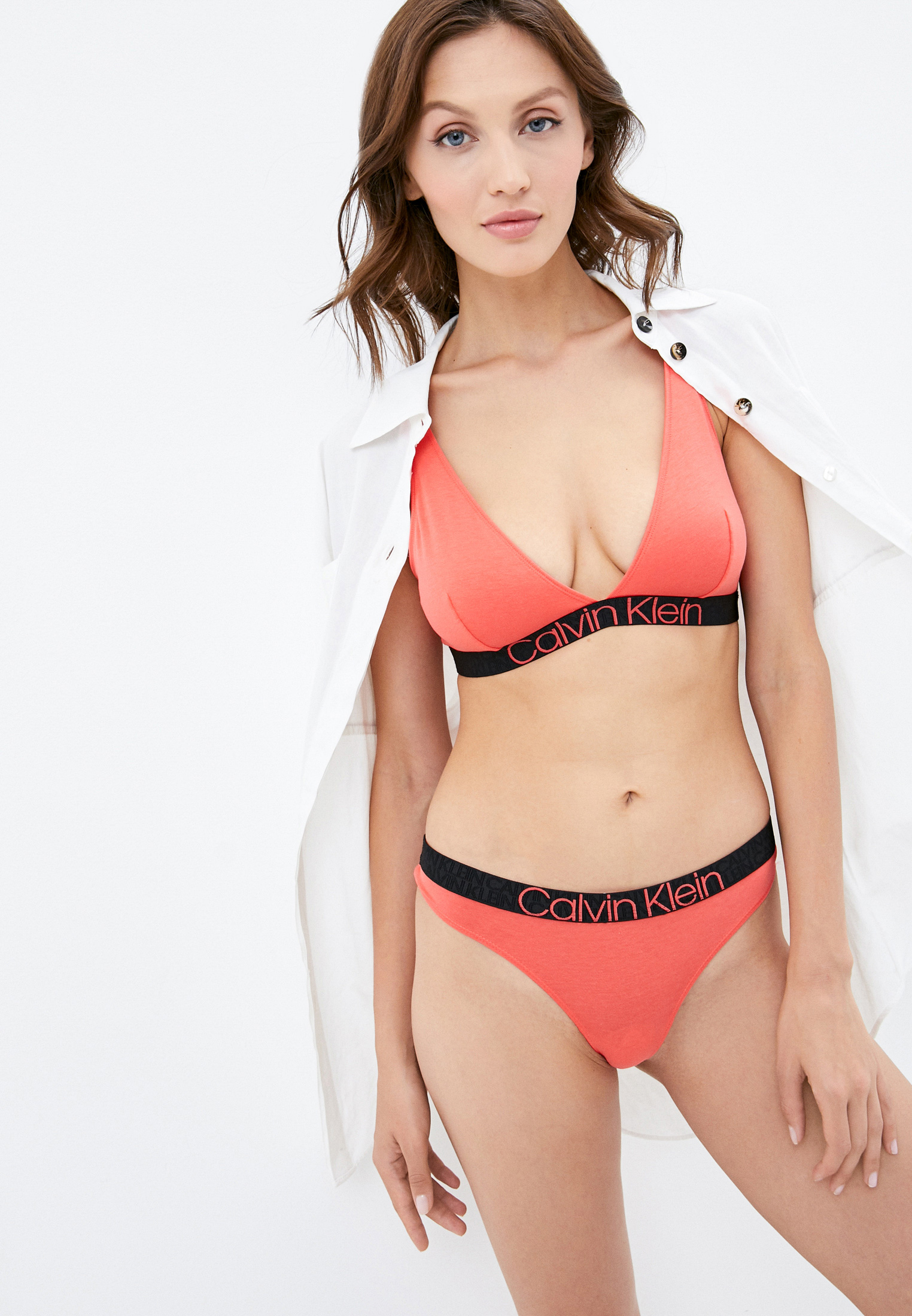 Бюстгальтер Calvin Klein Underwear QF6577E: изображение 1