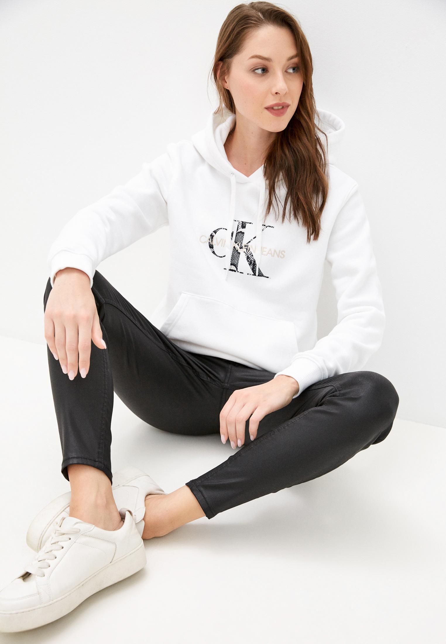 Женские худи Calvin Klein Jeans Худи Calvin Klein Jeans