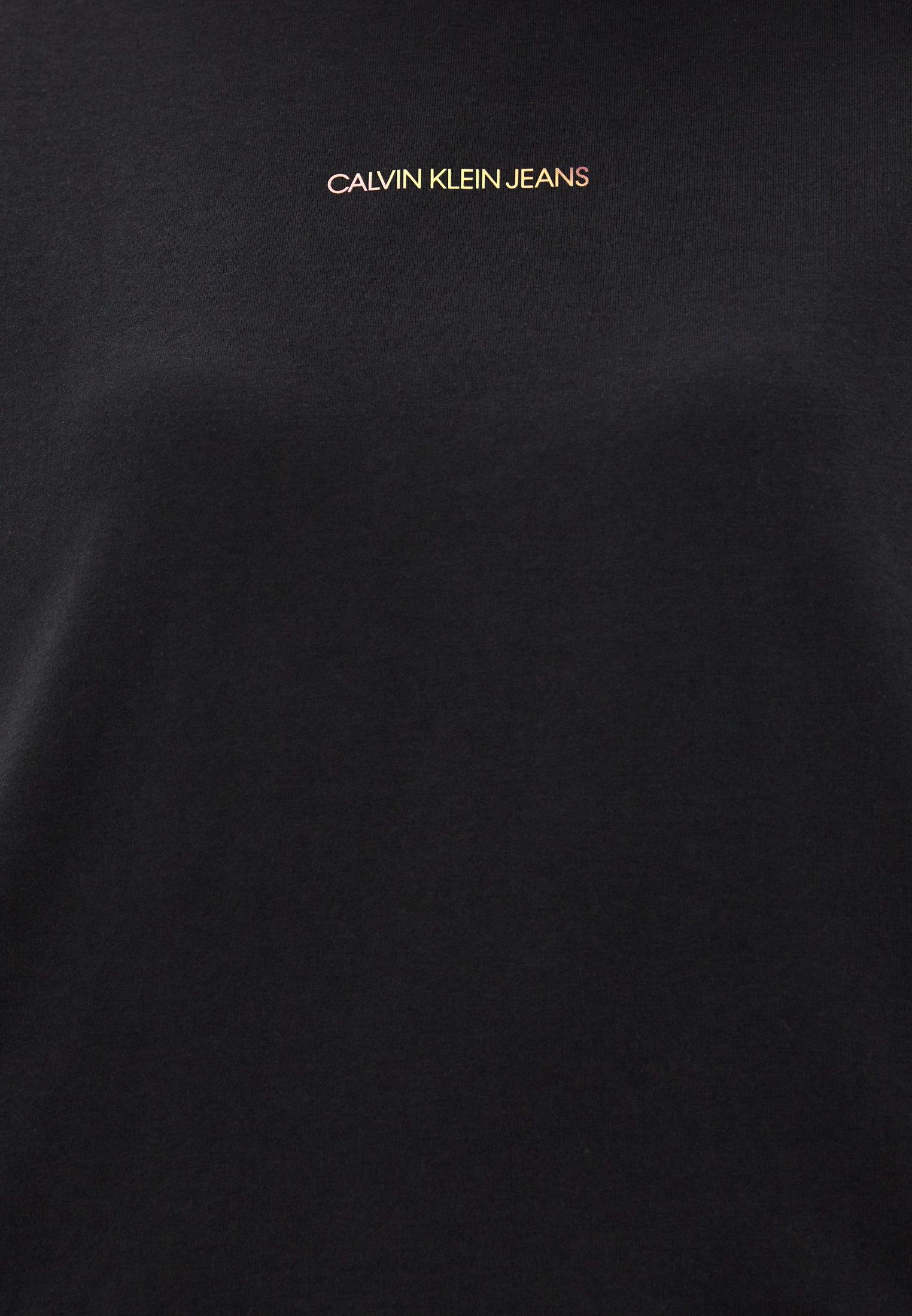 Футболка с коротким рукавом Calvin Klein Jeans J20J216247: изображение 3