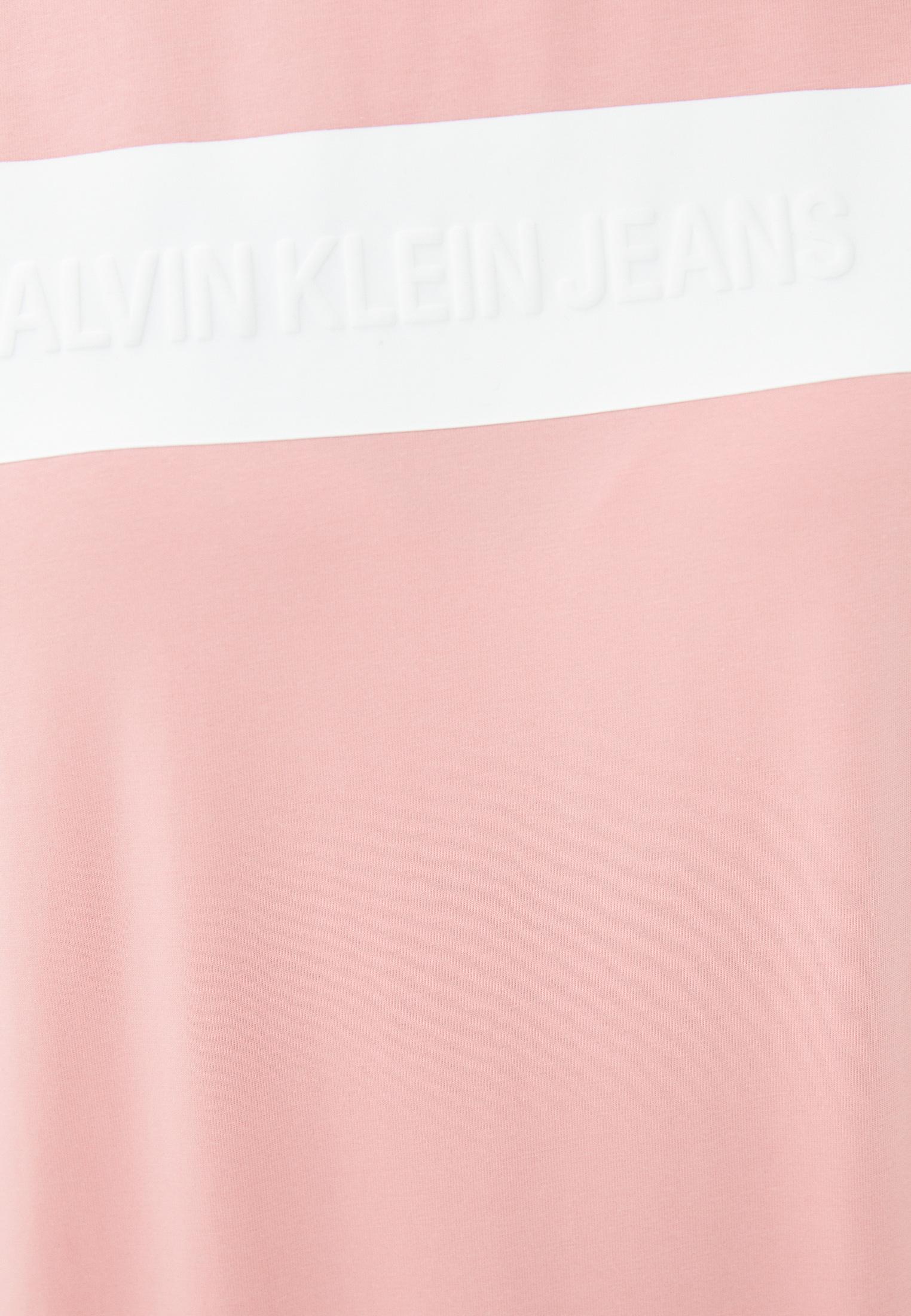 Футболка с коротким рукавом Calvin Klein Jeans J20J216254: изображение 3