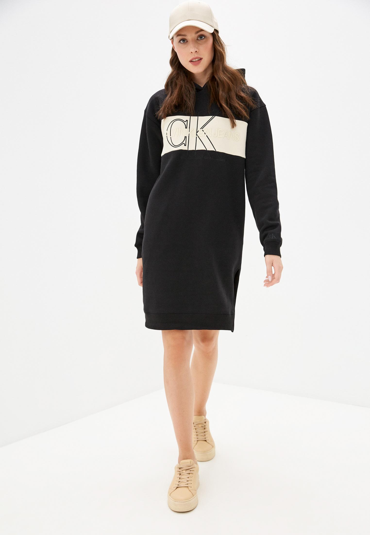 Платье Calvin Klein Jeans J20J216268: изображение 2