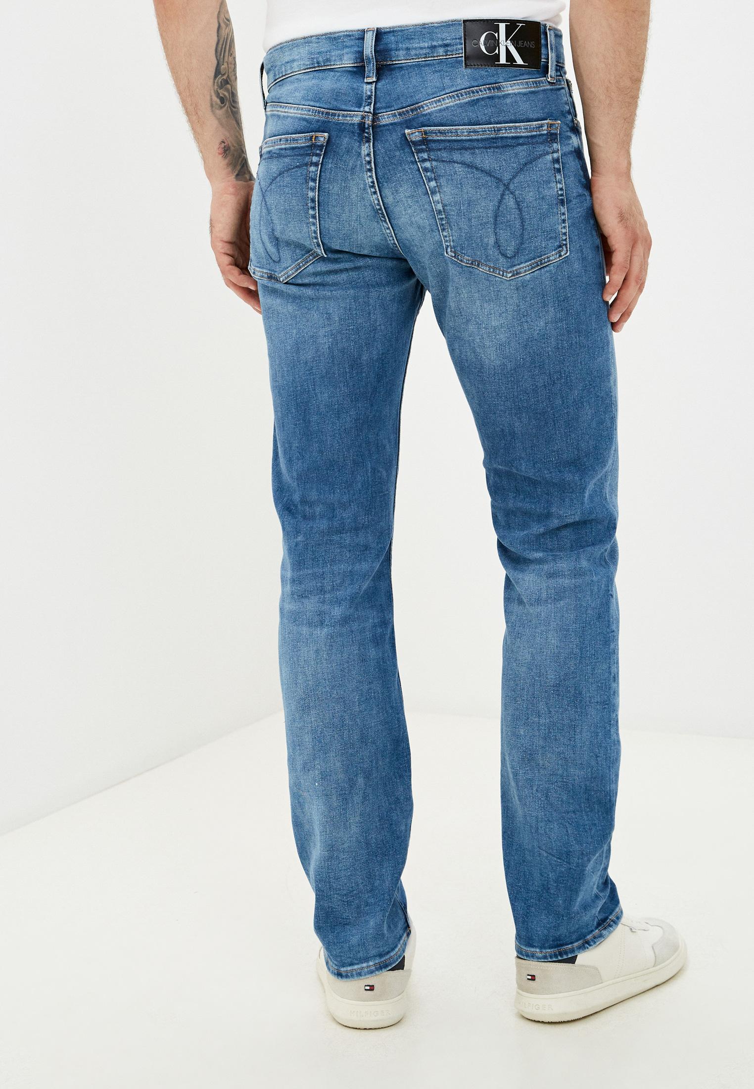 Мужские прямые джинсы Calvin Klein Jeans J30J318445: изображение 3