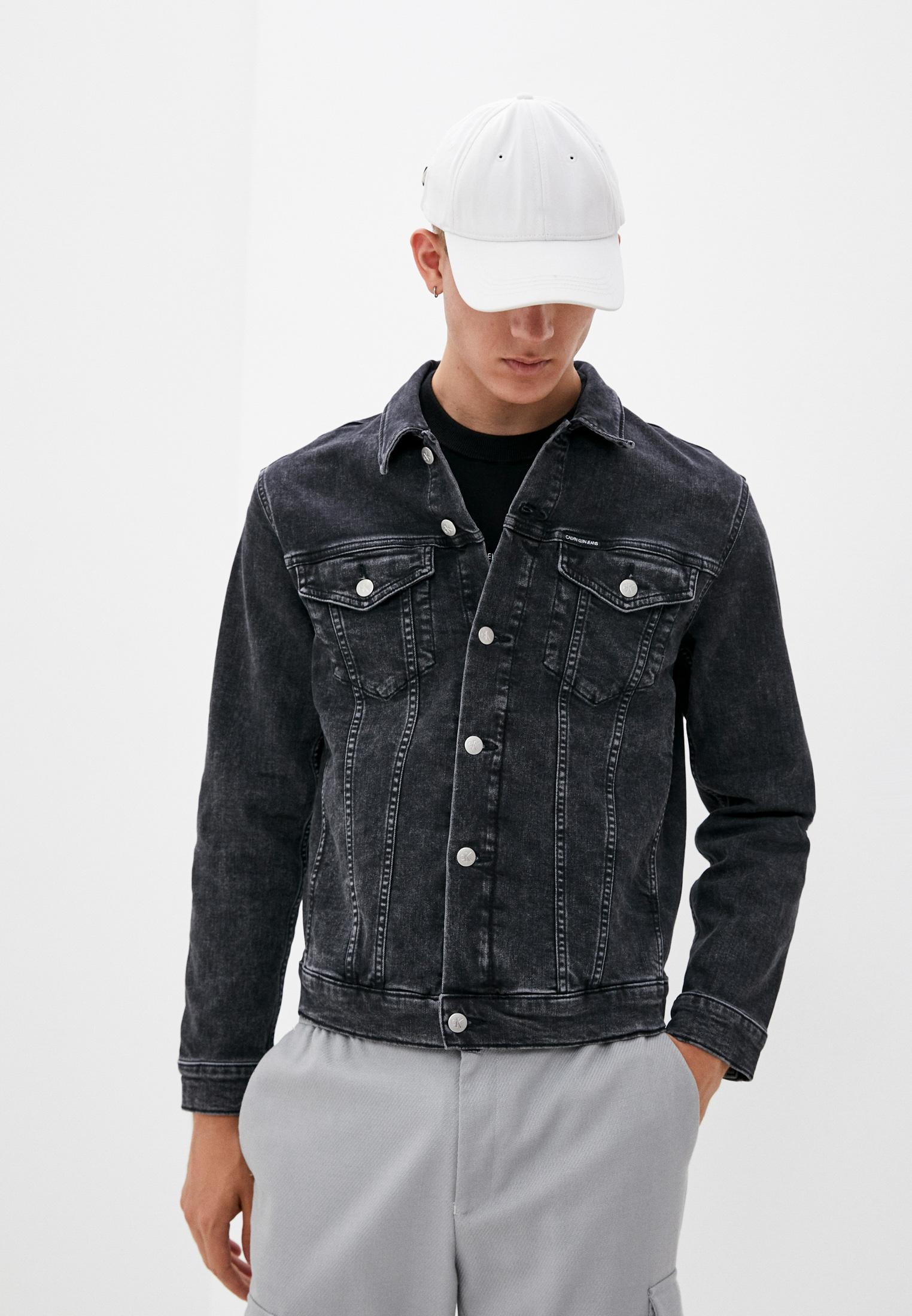 Джинсовая куртка Calvin Klein Jeans Куртка джинсовая Calvin Klein Jeans