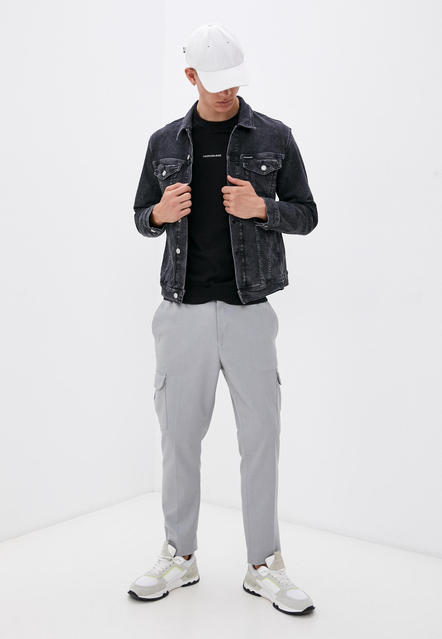 Джинсовая куртка Calvin Klein Jeans J30J319123: изображение 2