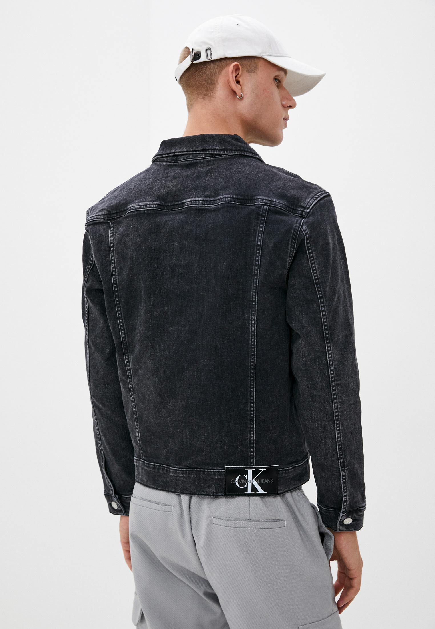 Джинсовая куртка Calvin Klein Jeans J30J319123: изображение 3