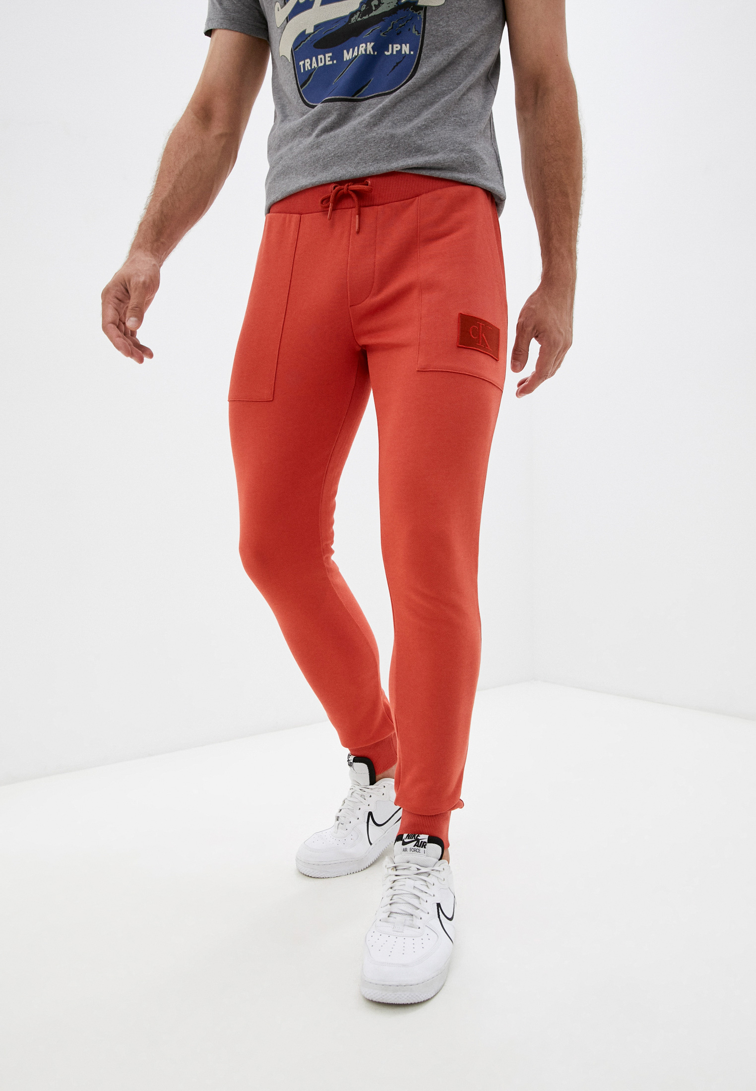 Мужские спортивные брюки Calvin Klein Jeans J30J319581