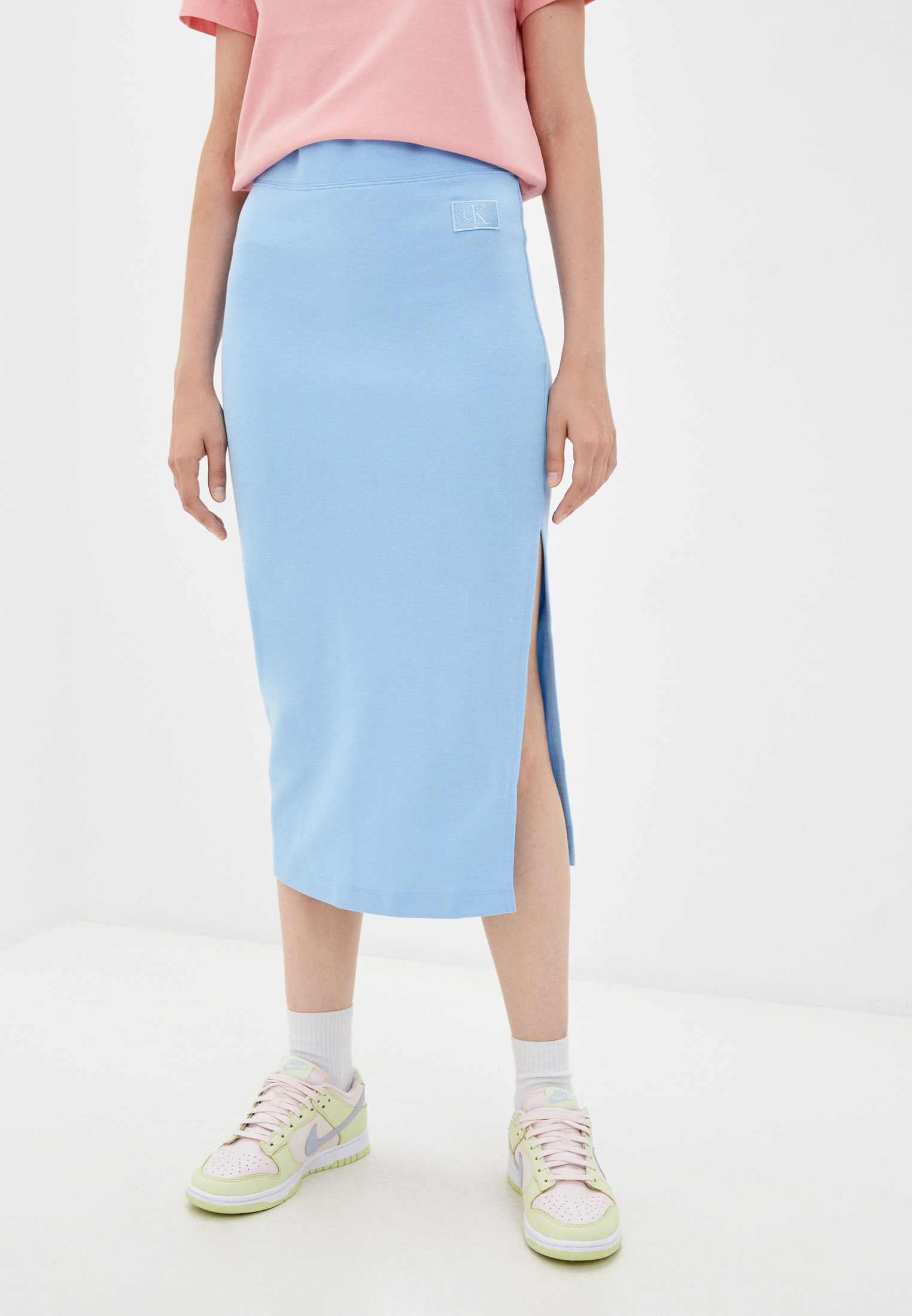 Узкая юбка Calvin Klein Jeans J20J217556: изображение 1