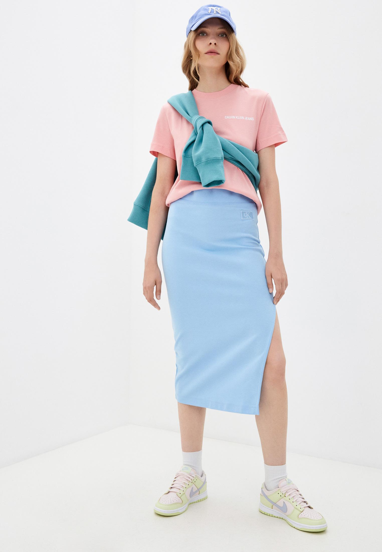 Узкая юбка Calvin Klein Jeans J20J217556: изображение 2