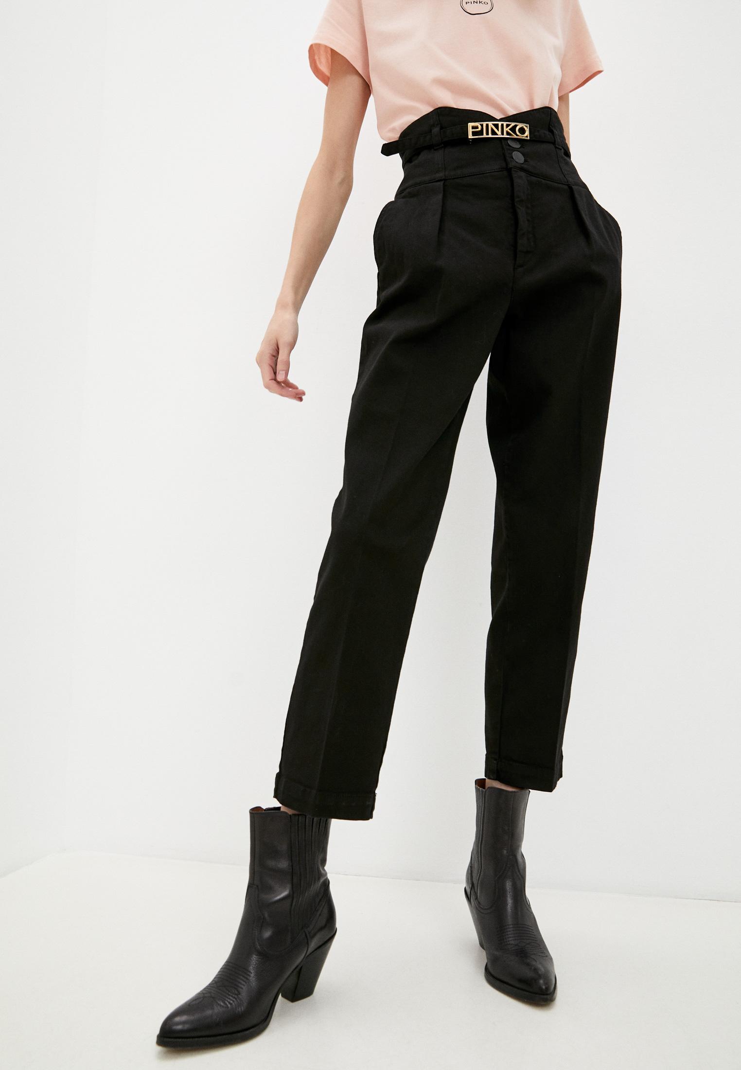 Широкие и расклешенные джинсы Pinko (Пинко) 1J10SU-Y5PX