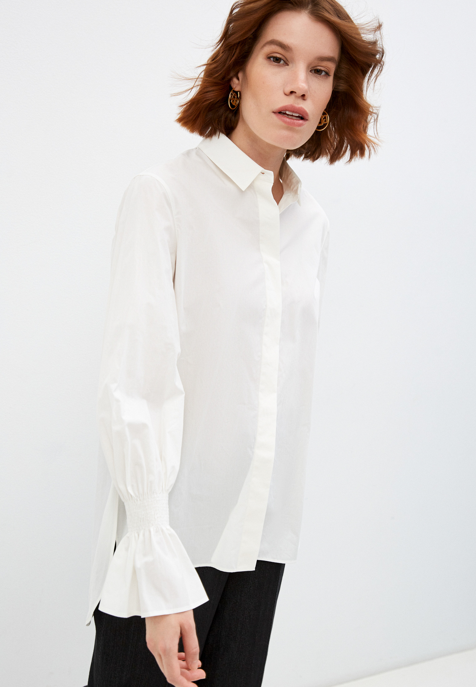 Рубашка Akris Punto Рубашка Akris Punto