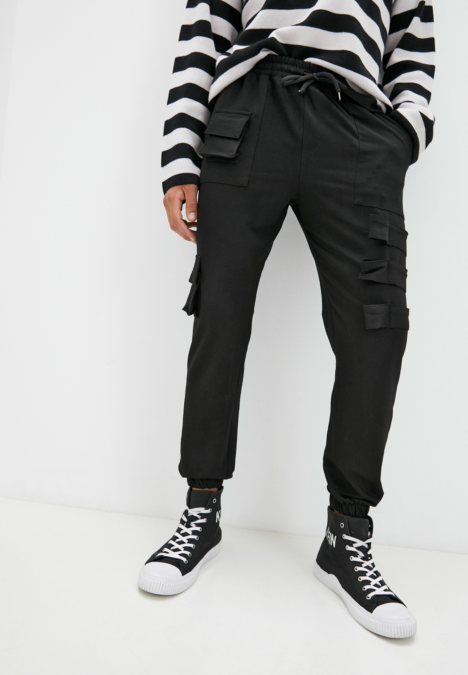 Мужские спортивные брюки Trendyol TMNSS21EA0112