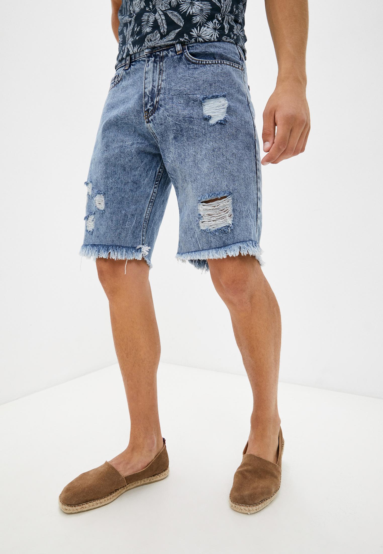 Мужские джинсовые шорты Trendyol Шорты джинсовые Trendyol