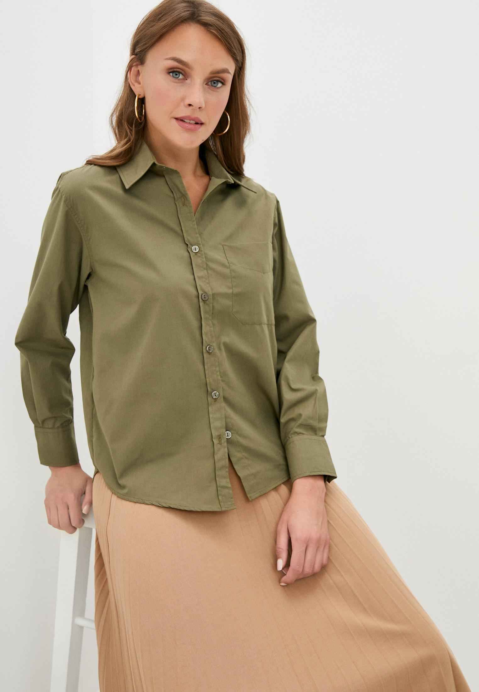 Женские рубашки с длинным рукавом Hey Look 102345