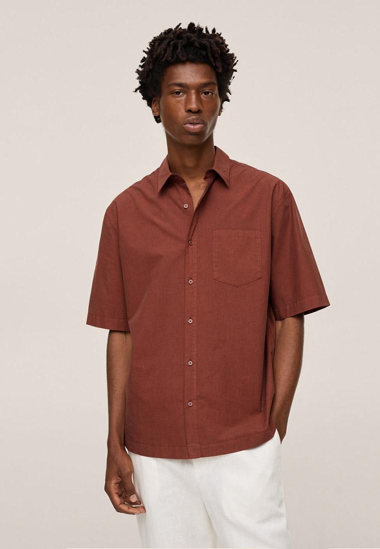 Рубашка с длинным рукавом Mango Man 17010164