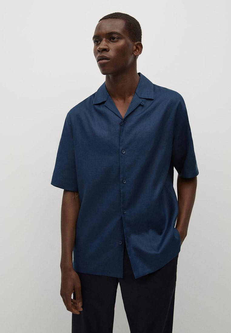 Рубашка с длинным рукавом Mango Man 17010064