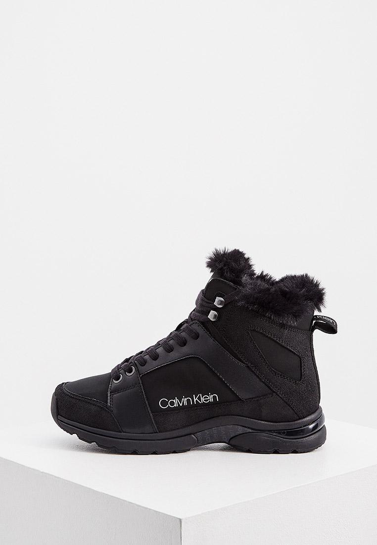 Женские ботинки Calvin Klein (Кельвин Кляйн) B4N12167