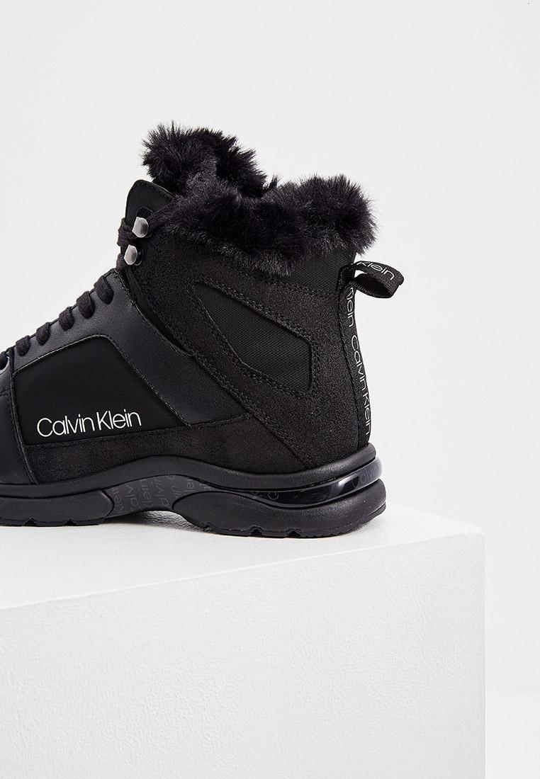 Женские ботинки Calvin Klein (Кельвин Кляйн) B4N12167: изображение 4