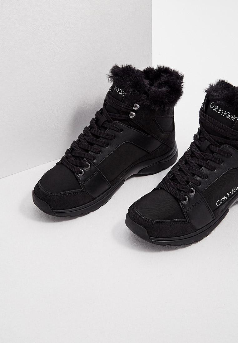 Женские ботинки Calvin Klein (Кельвин Кляйн) B4N12167: изображение 5