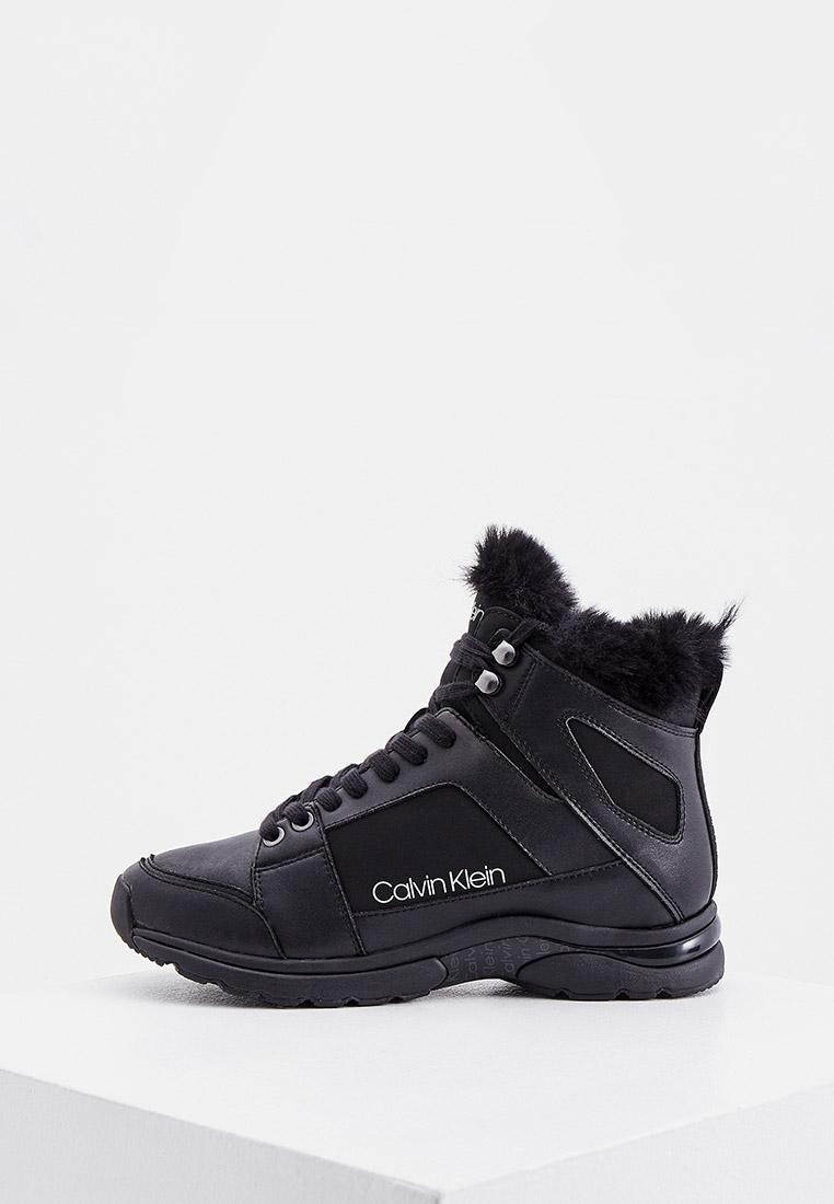 Женские ботинки Calvin Klein (Кельвин Кляйн) B4N12174
