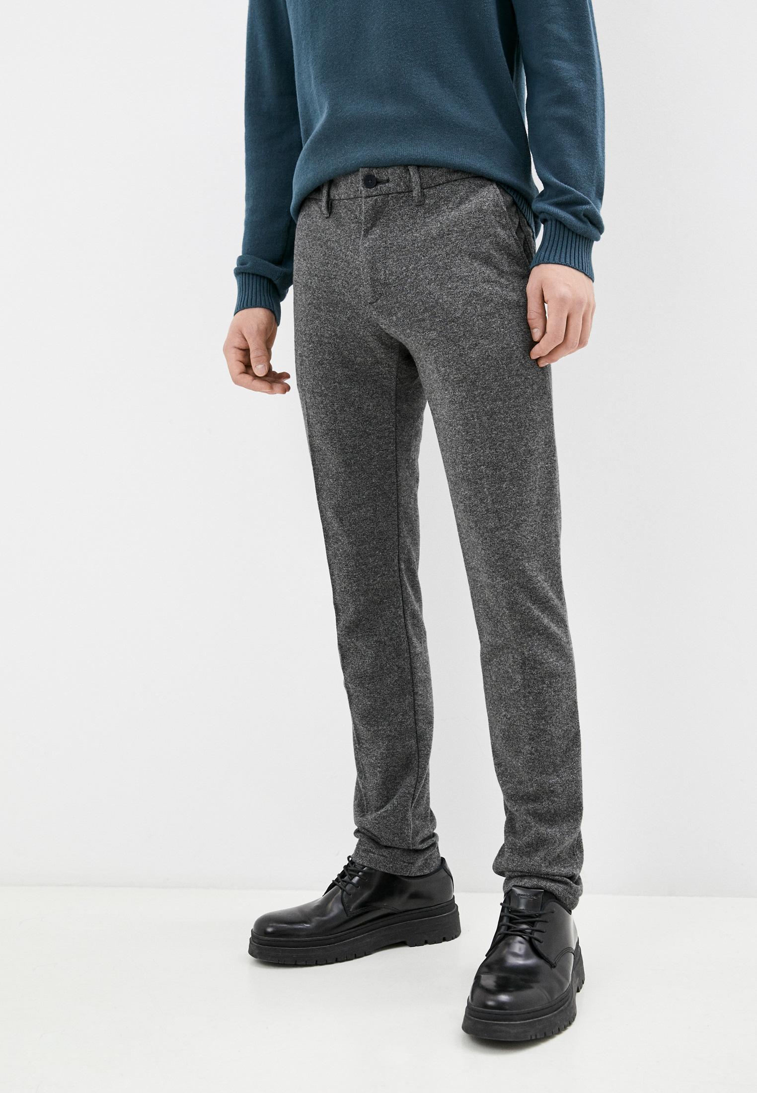 Мужские зауженные брюки Tommy Hilfiger (Томми Хилфигер) Брюки Tommy Hilfiger