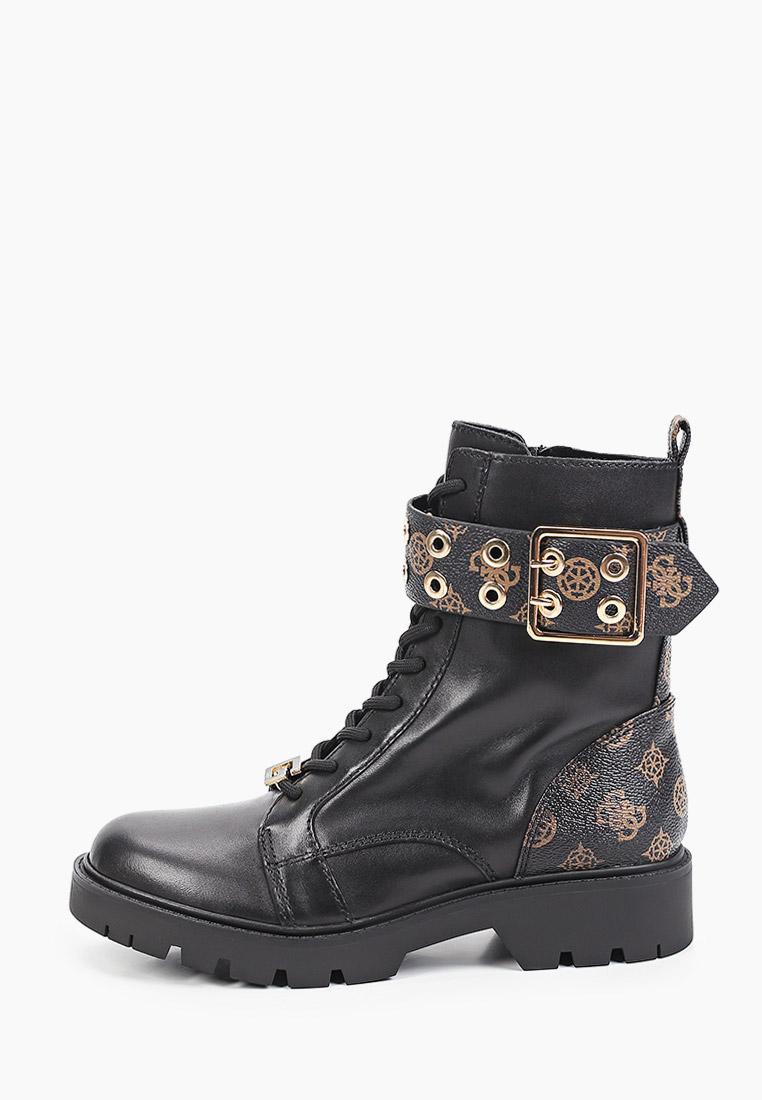Женские ботинки Guess (Гесс) FL7R2RFAL10