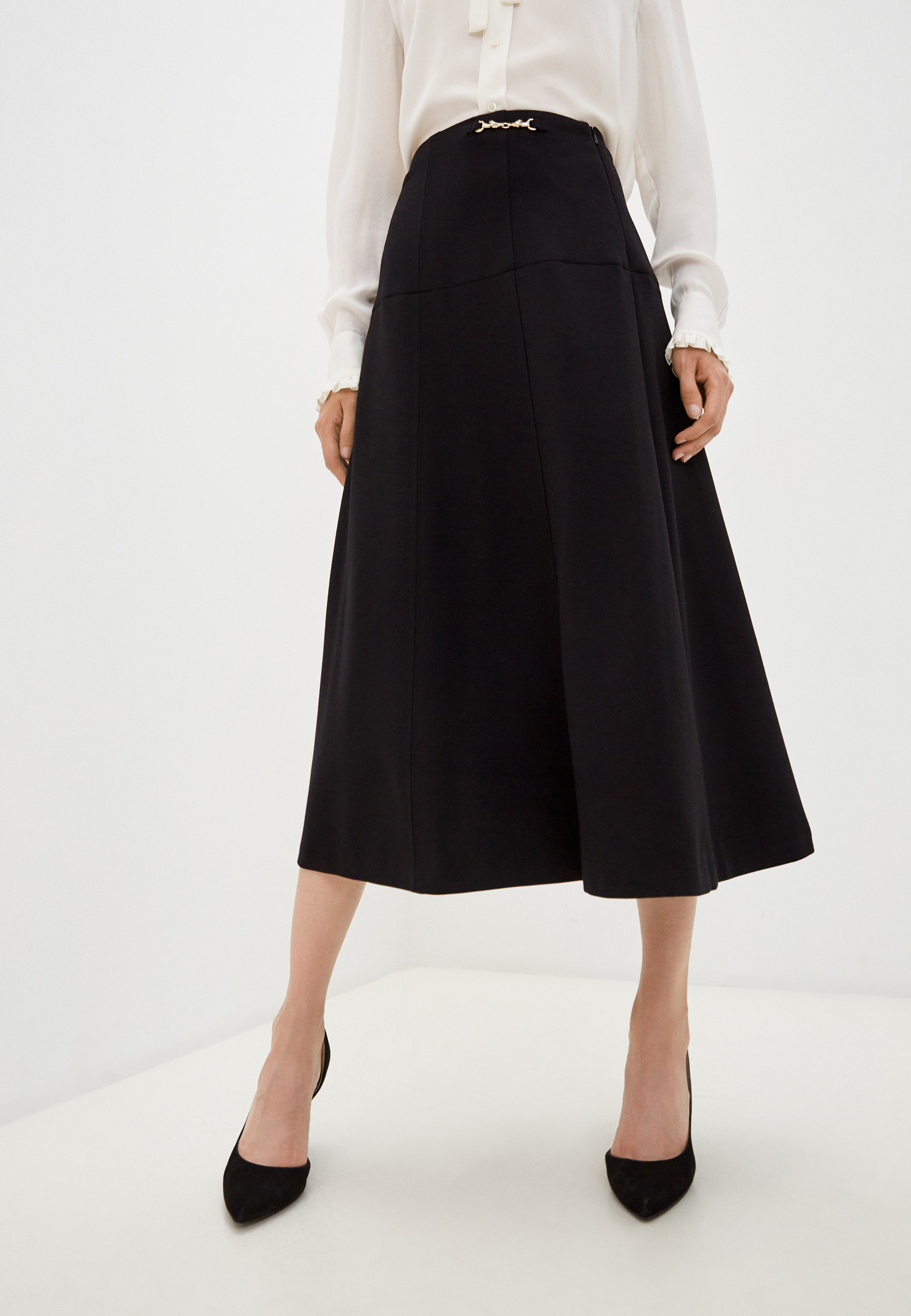 Широкая юбка Trussardi (Труссарди) Юбка Trussardi
