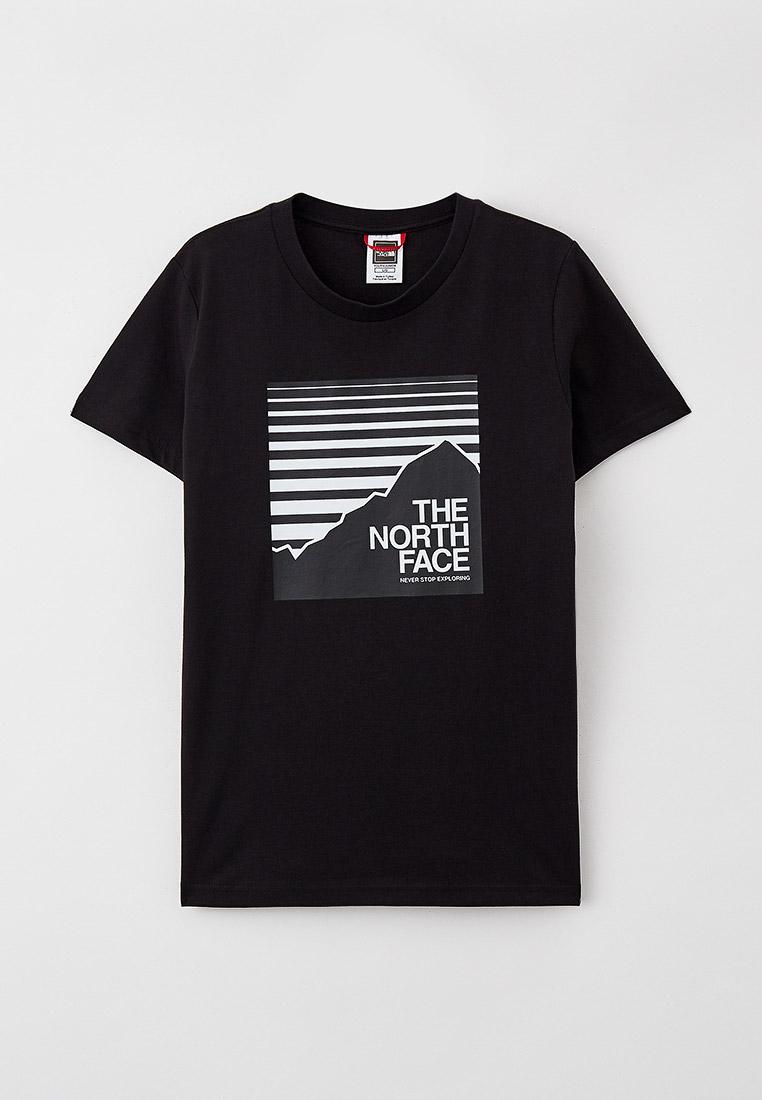 Футболка The North Face (Норт Фейс) TA3BS