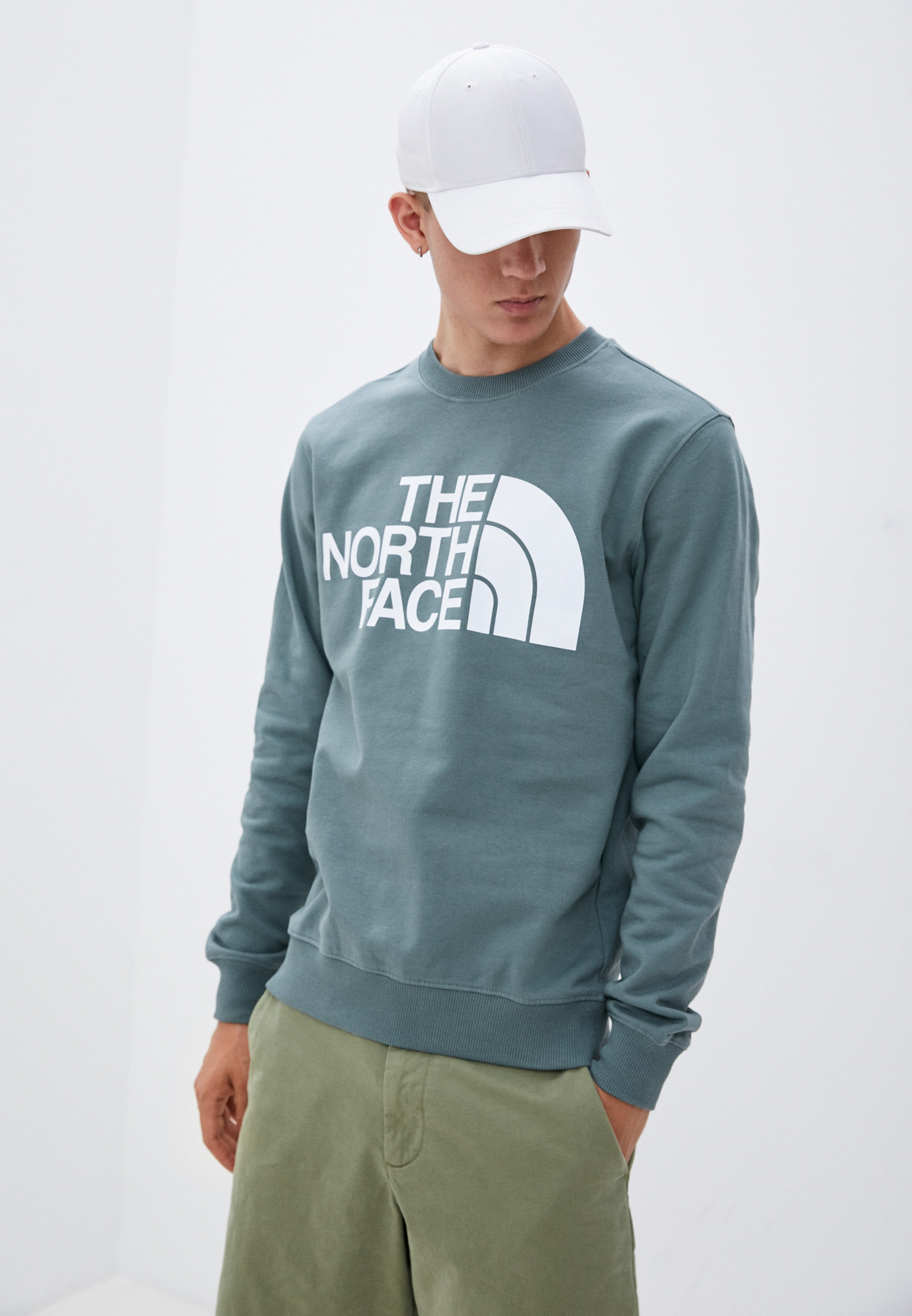 Толстовка The North Face (Норт Фейс) Свитшот The North Face