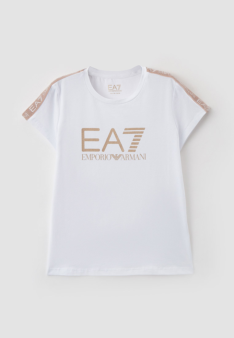 Футболка EA7 6KFT04 FJ2HZ